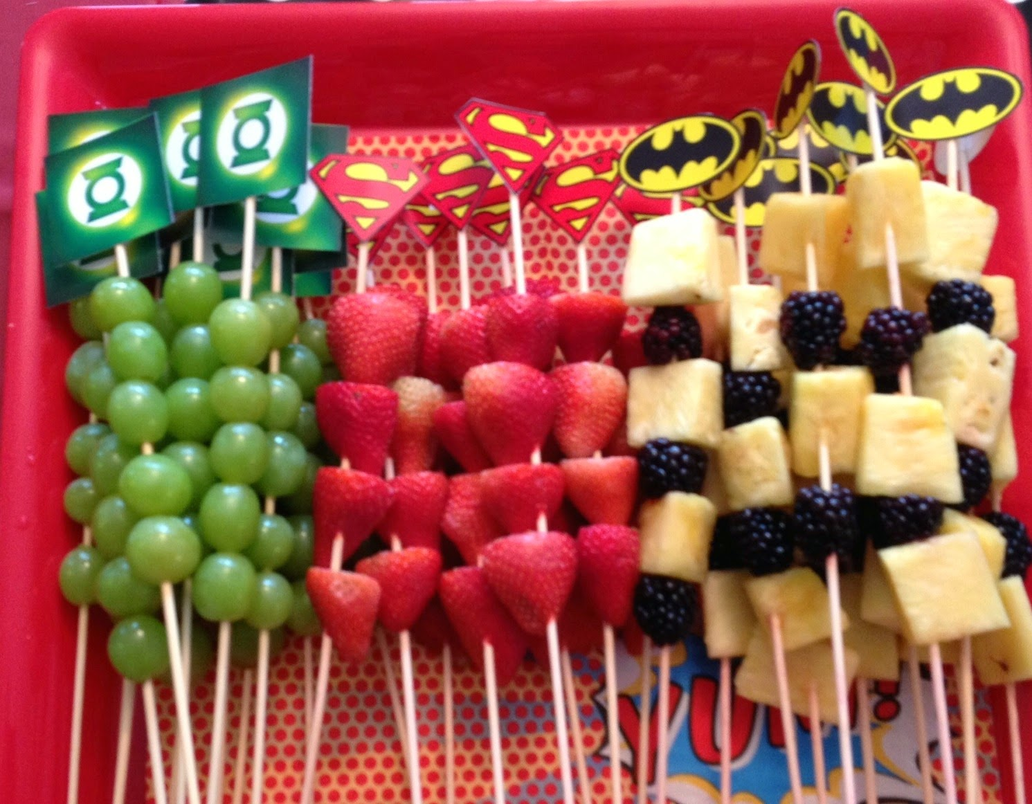 Have You Seen Cuter Fruit Skewers So Adorable And Easy To Assemble