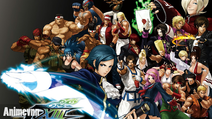 Ảnh trong phim The King of Fighters: Destiny 1