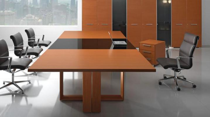 Pembuat Meja Meeting Modern di Banjarmasin  Desain
