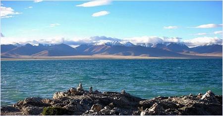ทะเลสาบนัมโซ (Namtso Lake)