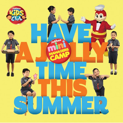 Jollibee Mini Managers Camp offers fun learning this summer