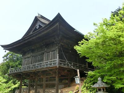 醍醐寺如意輪堂