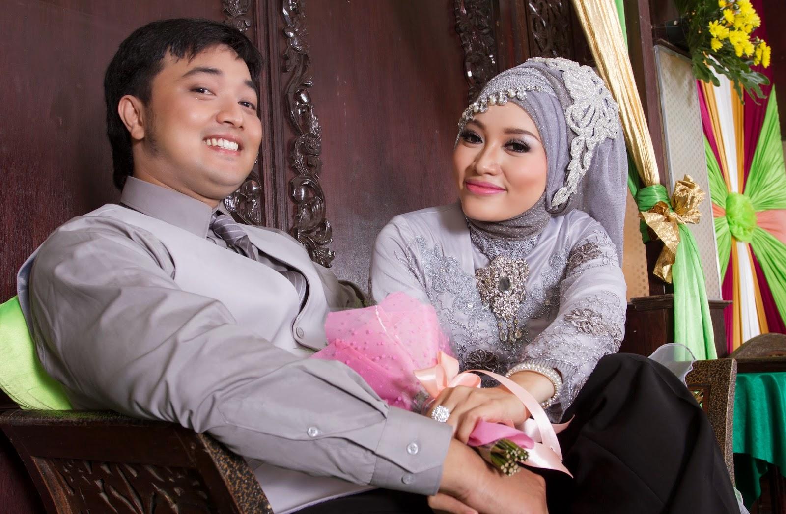 Diky Fatih dan Ulfa Zainal