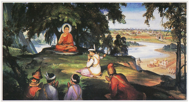 Đạo Phật Nguyên Thủy - Đường Xưa Mây Trắng - Chương 24: Hãy đi như những con người tự do
