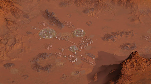 Surviving Mars Deluxe Edition pc imagenes