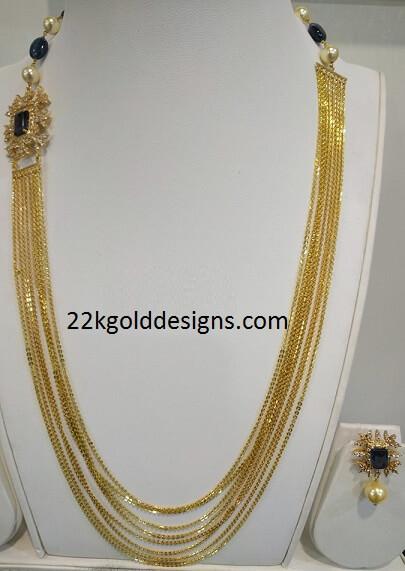 Gold Chandraharam