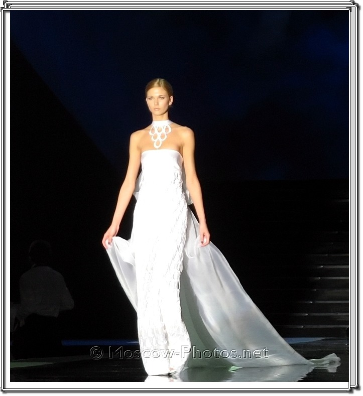 Lorenzo Riva Collection. Moscow Fashion Expo - 2007.