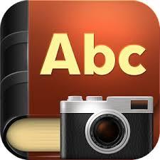 برنامج ترجمة صور ونصوص CamDictionary للاندرويد