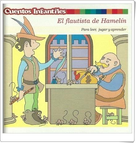 """""""El flautista de Hamelin"""" (Cuento audiovisual)"""