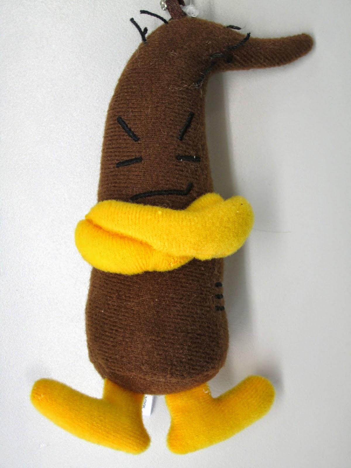 Towada Families Gonbou Gobou Burdock Root Mascot Character
