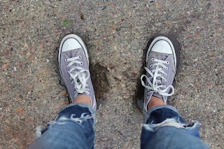 All Star hightops converse boyfriend jeans
