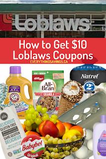 Loblaws Coupon- EverythingSavings.ca