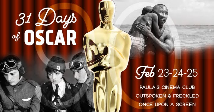 31 Days of Oscar 2018 Blogathon