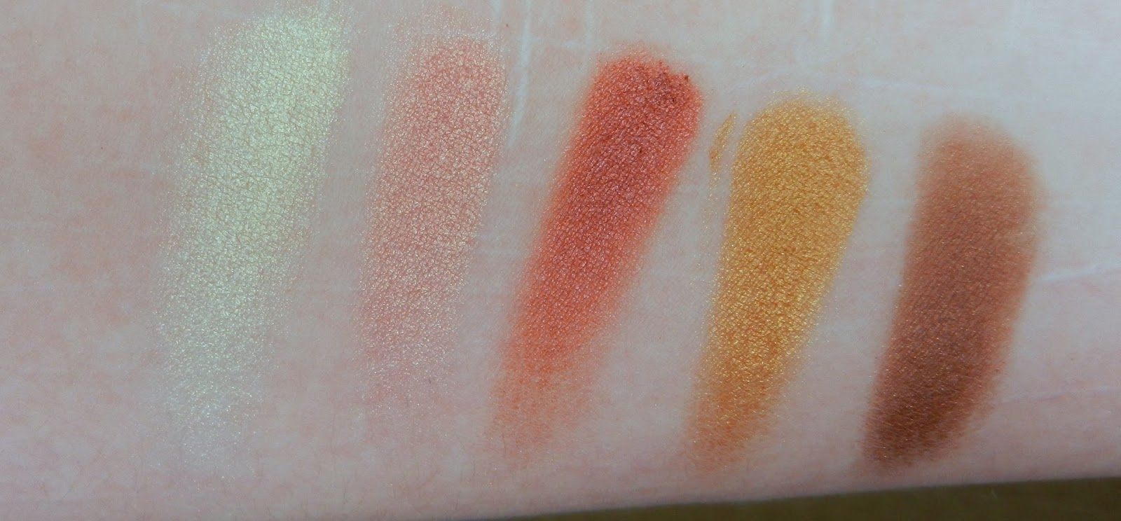 Urban Decay After Darkdalette Swatches Alter, Scene, Supersonic, Sinful, Off Duty