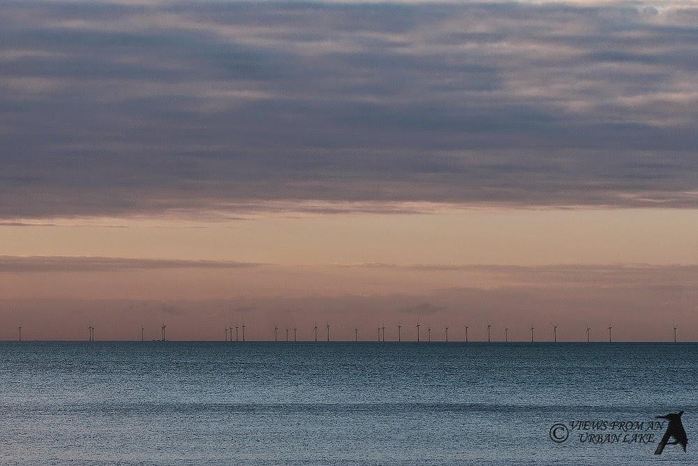Off Shore Wind Farm, Margate