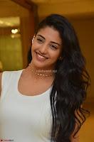 Daksha Nagarkar Cute Beauty in Sleeveless White Dress at Khwaaish Exhibition Launch 2017 ~  Exclusive 051.JPG