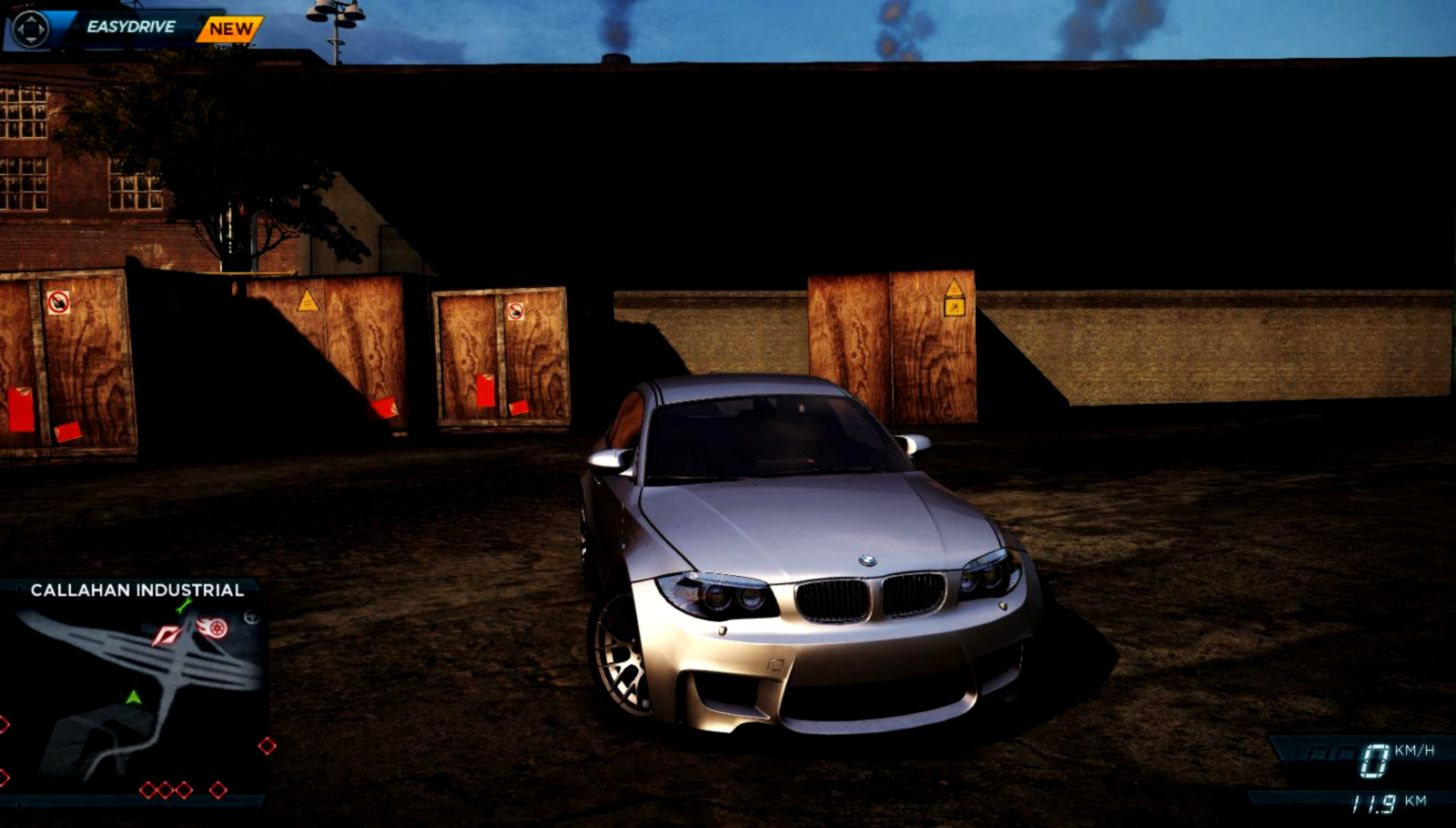 Bmw 1 Series M Need For Speed Most Wanted Wallpapers New