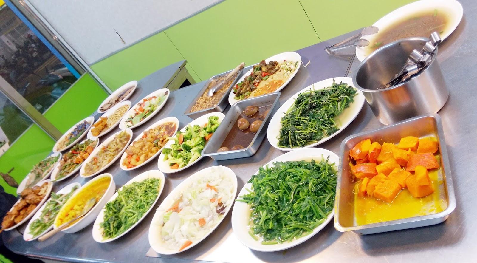 【板橋】大眾健康素食坊 - 小品~就是愛旅行