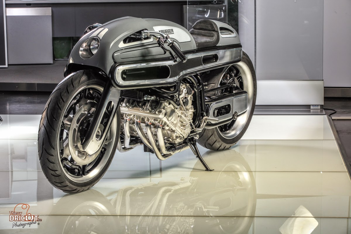 "BMW K1600 ""NURBS"" by Fred Krugger"
