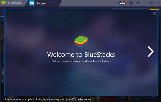 BlueStacks Screenshot 2