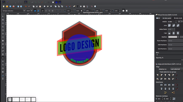 Alternatif Aplikasi Desain Grafis inkscape