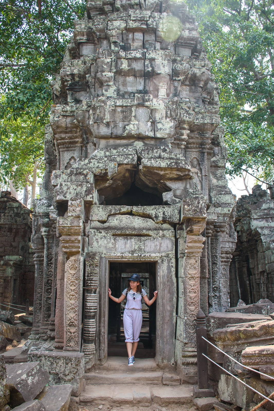cambodia siem reap bayan temple image