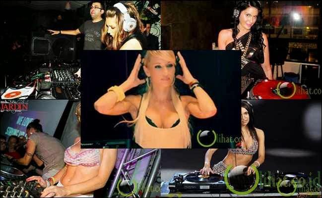 7 DJ Wanita yang paling Hot dan Seksi di Dunia