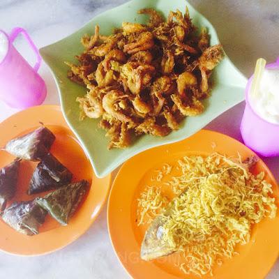 Harga Makanan Di King Trizai Penarik