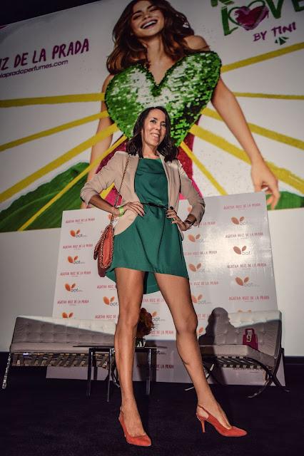 Agatha Ruiz de la Prada, Agustina Casanova, beauty, como elegir el perfume, Cosima Ramirez, embajadora agatha ruiz de la prada, estilo, perfume de agatha ruiz dela prada, tendencias, Tini Stoessel, trends