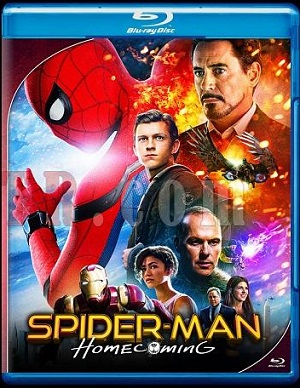 Spider-Man Homecoming 2017 BRRip BluRay 720p 1080p