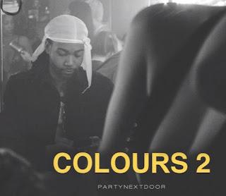 Partynextdoor Coulous 2 - EP album cover