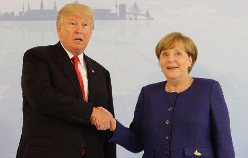 Αμοιβαία αντιπάθεια Μέρκελ-Τραμπ, αλλά αν δεν συμβιβαστούν…