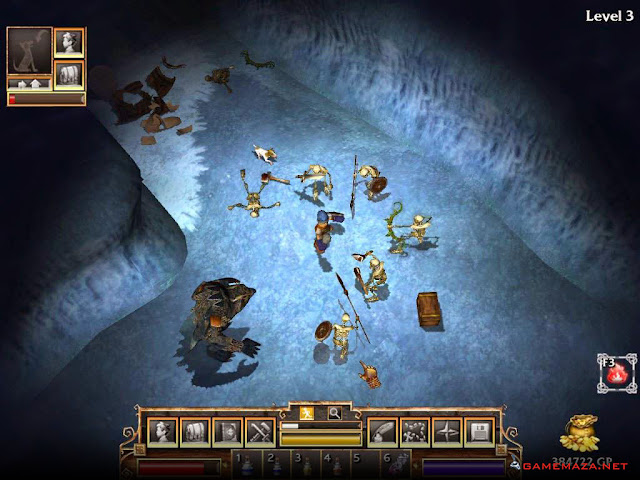 Fate Undiscovered Realms Gameplay Screenshot 2