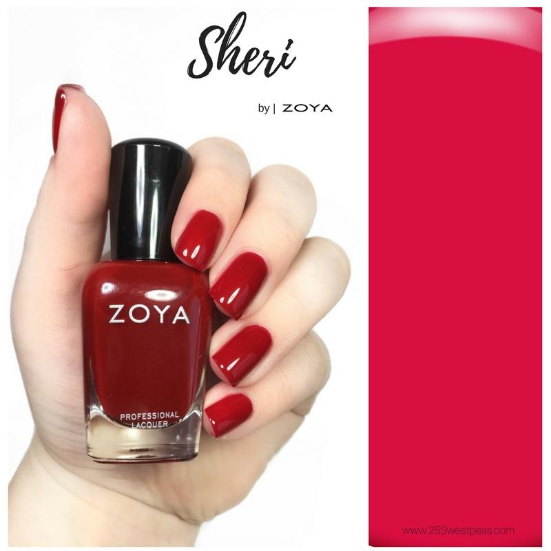 Zoya Sheri