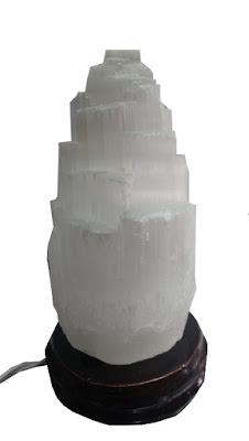 Luminária Selenita