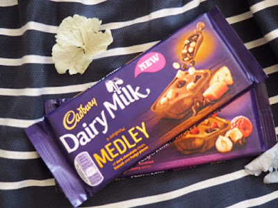 cadbury medley bars