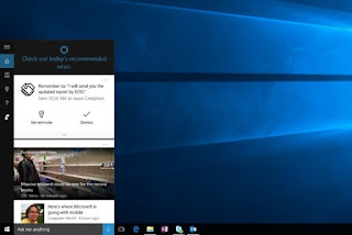 Windows 10's Cortana will remind you to keep promises made in emails