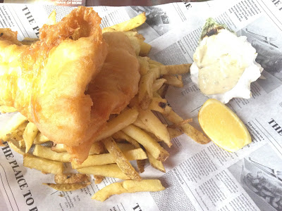 FISH & CHIPS 1