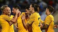 منتخب الأردن يسقط امام منتخب أستراليا بهدف وحيد بدون رد في تصفيات آسيا المؤهلة لكأس العالم 2022