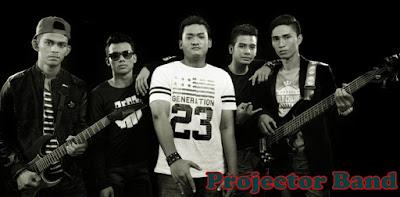 Sudah Ku Tahu Raya - Projector Band