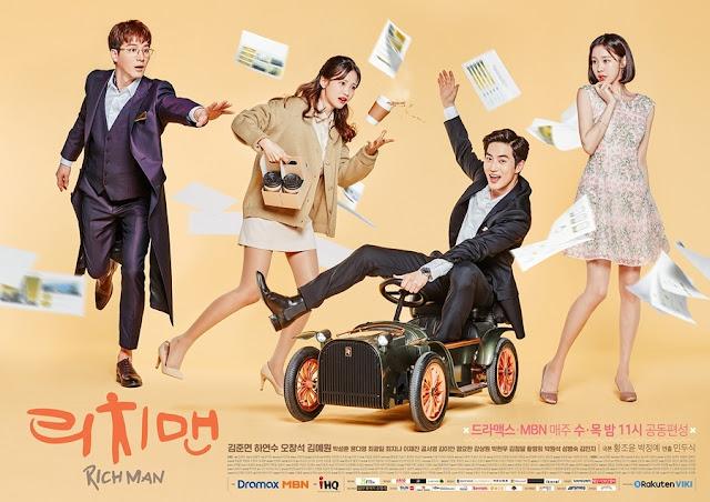 First Impressions Korean drama Rich Man, Poor Woman