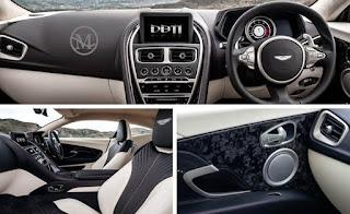 Interior Aston Martin DB11