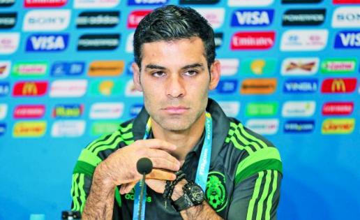 """Rafa Marquez les meto otro """"gol"""" a EU y la PGR tras ser vinculado con """"El Tío"""" operador financiero del Cártel de Sinaloa y El CJNG"""
