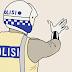 Polisi Ceroboh: Ingin Menilang Tapi Salah Lihat Tanggal