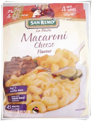 San Remo - Macaroni Cheese