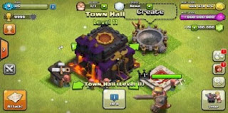 Clash of Clans Apk unlocked all trops