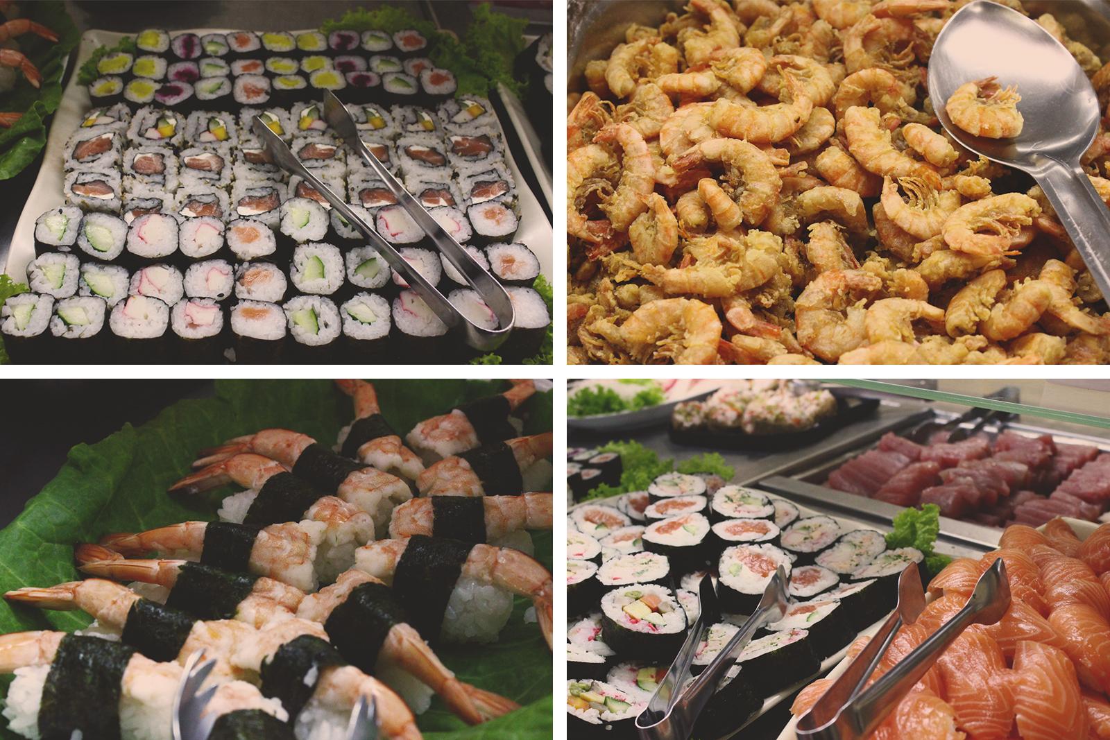 comidas típicas japonesas