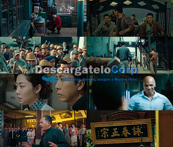 Ip Man 3 DVDRip Latino
