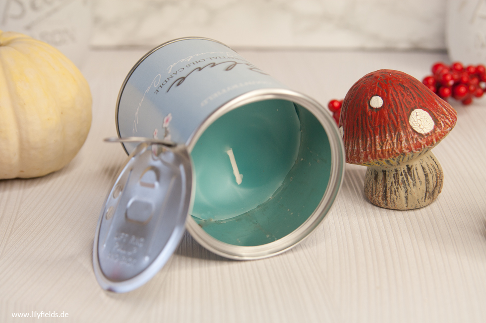 Countryfield - Scented Candles 'Blue'