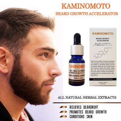 Cách mọc râu tự nhiên nhất nhờ thuốc mọc râu